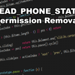 Unity READ_PHONE_STATE Permission