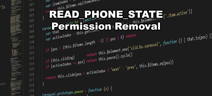 Remove READ_PHONE_STATE Permission Unity Android - Unity3d Tips