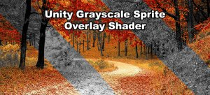 Grayscale Overlay Header Image